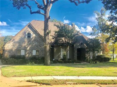 Haughton Single Family Home For Sale: 53 Golf Club Drive