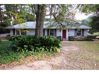 Shreveport Single Family Home For Sale: 4625 Gilbert Drive