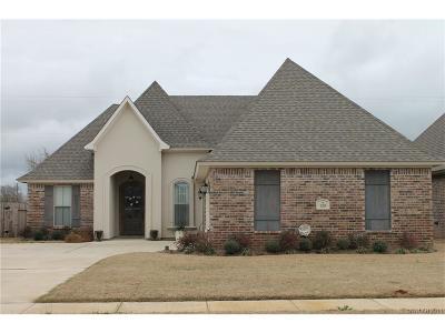 Benton Single Family Home For Sale: 125 Jamestowne Boulevard