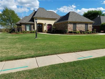 Benton Single Family Home For Sale: 211 Cherry Blossom Lane