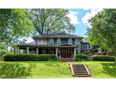 Shreveport Single Family Home For Sale: 4634 Fairfield Avenue