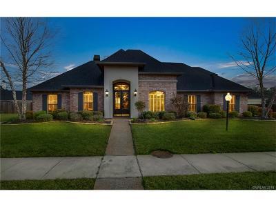 Shreveport Single Family Home For Sale: 416 Saint Charles Boulevard