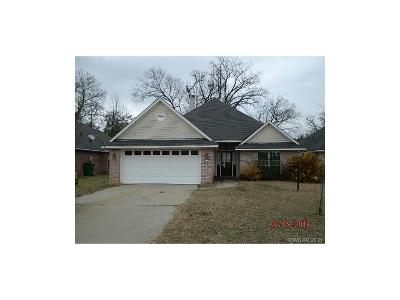 Haughton Single Family Home For Sale: 115 Red Fox Circle
