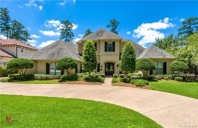 Shreveport Single Family Home For Sale: 1054 Waters Edge Circle