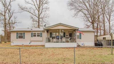 Keithville Single Family Home For Sale: 10912 Barron Ridge Lane
