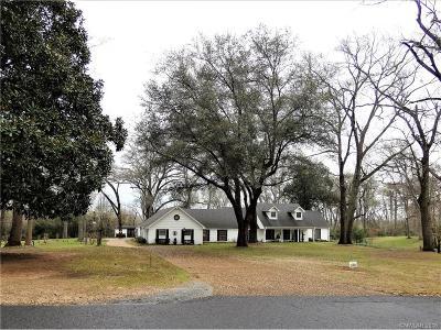 Shreveport Single Family Home For Sale: 2001 Pepper Ridge Drive