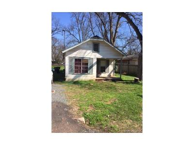 Bossier City LA Single Family Home For Sale: $39,000