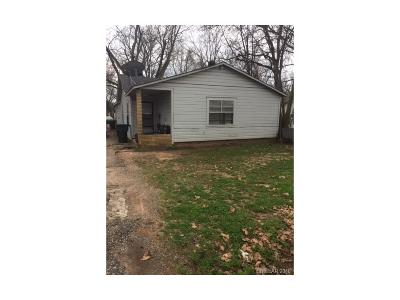 Bossier City LA Single Family Home For Sale: $49,000