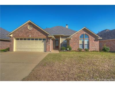Golden Meadows Single Family Home For Sale: 6209 Hollyhock Lane