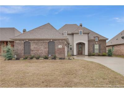Benton Single Family Home For Sale: 208 Roanoke Circle