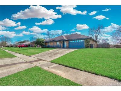 Golden Meadows Single Family Home For Sale: 5412 Kristen