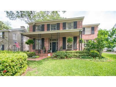 Shreveport Single Family Home For Sale: 530 Elmwood Street