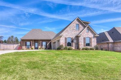 Haughton Single Family Home For Sale: 3021 Sagefield Lane