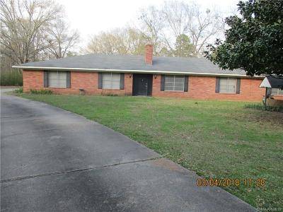 Caddo Parish Single Family Home For Sale: 6132 Old Mooringsport Road