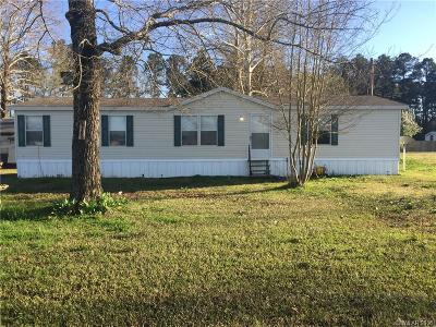 Minden Single Family Home For Sale: 9327 Highway 80 Highway