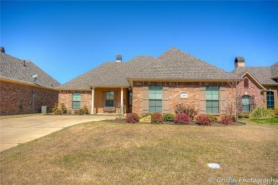 Benton Single Family Home For Sale: 209 Roanoke Circle