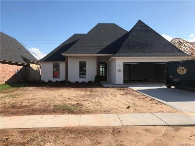 Benton Single Family Home For Sale: 155 Jamestowne Boulevard