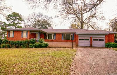 Shreveport LA Single Family Home For Sale: $219,900