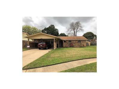 Bellair, Bellaire Single Family Home For Sale: 3504 S Oleander Place