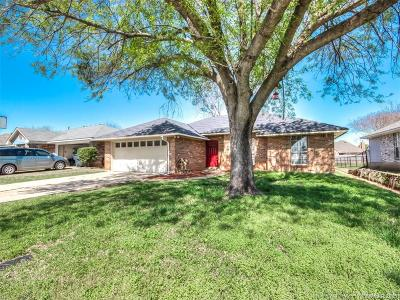 Brownlee Estates Single Family Home For Sale: 2617 Palmetto Drive