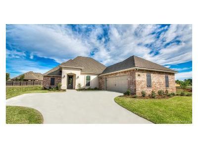 Benton Single Family Home For Sale: 120 Caiden Street