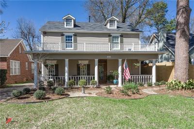 Shreveport Single Family Home For Sale: 576 Ockley Drive