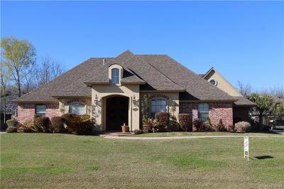 Bossier City Single Family Home For Sale: 923 Blair Crossing