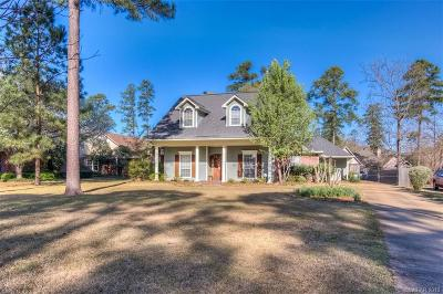 Benton Single Family Home For Sale: 4029 Wisteria Lane