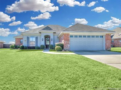 Benton Single Family Home For Sale: 4208 Parkridge Drive