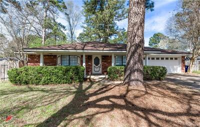 Ellerbe Road Estates, Ellerbe Road Estates, Unit #1, Ellerbe Road Estates, Unit 3 Single Family Home For Sale: 313 Peach Drive