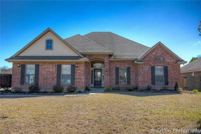 Bossier City Single Family Home For Sale: 1045 Cressmont Street