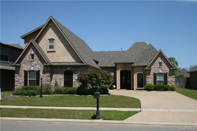 Bossier City LA Single Family Home For Sale: $339,000