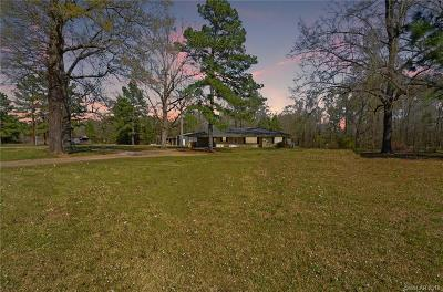 Benton Single Family Home For Sale: 6922 Highway 3