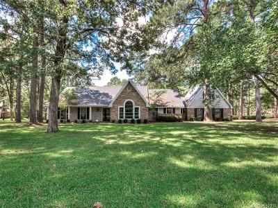 Benton Single Family Home For Sale: 1708 Spencer Circle