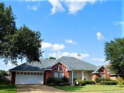 Bossier City Single Family Home For Sale: 1101 Regent Street
