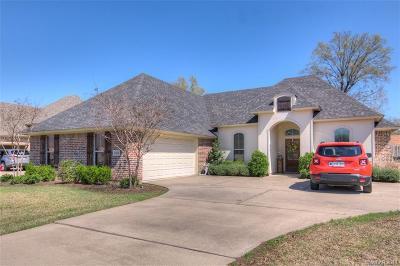 Benton Single Family Home For Sale: 4414 Ellis Court