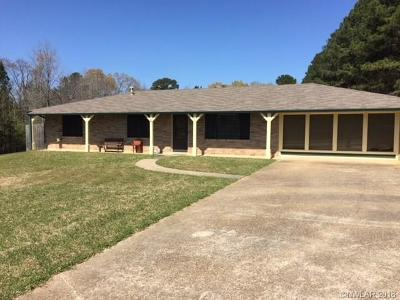 Haughton Single Family Home For Sale: 624 Chandler Road