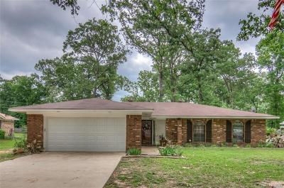 Haughton Single Family Home For Sale: 3415 Eliga Drive