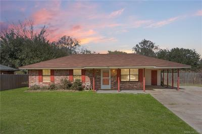 Benton Single Family Home For Sale: 914 5th Street
