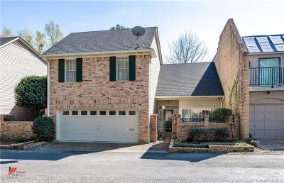Shreveport LA Condo/Townhouse For Sale: $285,000