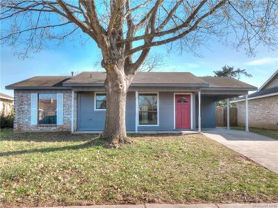 Bossier City Single Family Home For Sale: 2222 Kirby Smith Drive