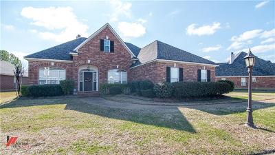 Acadiana Place Single Family Home For Sale: 9333 Stonebriar