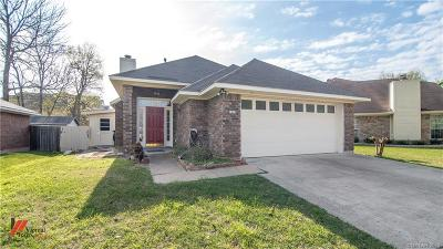 Bossier City LA Single Family Home For Sale: $147,500
