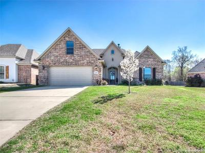 Haughton Single Family Home For Sale: 364 Wood Springs