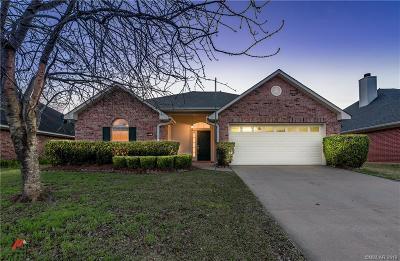 Bossier City Single Family Home For Sale: 252 Melissa Lane