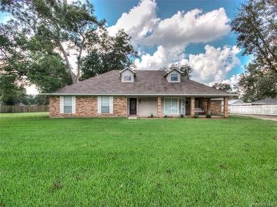 Bossier City Single Family Home For Sale: 5804 Caspiana Lane