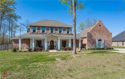 Benton Single Family Home For Sale: 1441 Suwannee Lane