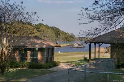 Benton Single Family Home For Sale: 846 W Lakeshore Drive