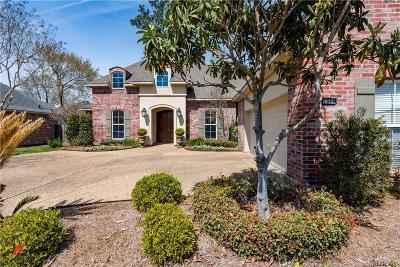 Shreveport Single Family Home For Sale: 1006 Saint Tammany Court