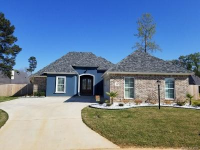Shreveport LA Single Family Home For Sale: $279,900